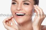Filo di seta dentale di nylon dell'igiene della cera dell'OEM 25m 15m