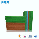 Schallschutz-Polyester-Faser-akustische Innenwand Panelings