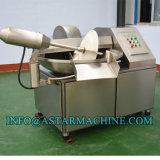 Cuaesquiera clases de cortador vegetal del tazón de fuente de la carne que taja la máquina para la venta