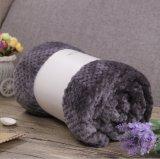 赤ん坊の柔らかい毛布のための心地よいフランネルの網の赤ん坊毛布の心配