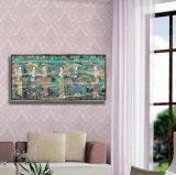 寝室、居間、ホーム、オフィス、レストランのための壁の印刷のキャンバス映像