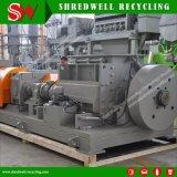 Desfibradora usada del neumático para reciclar el neumático del coche/Truck/OTR del desecho