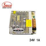 Entrée universelle Smun S-25-24 25W 24V 1A Alimentation de commutation