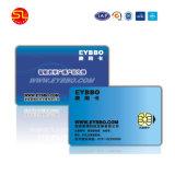 Contato de PVC personalizado IC / cartão de identificação