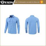 Износ тактической Windproof теплой Breathable ватки рубашки Softshell напольный