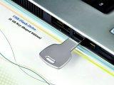 Plateado disco flash USB Pen Drive 8gb impermeable UDP