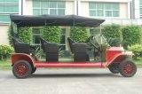Aspecto excepcional eléctrico 48V Retro Vintage Cart