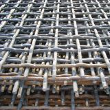 Aço inoxidável Cravou decorativas Wire Mesh
