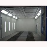 Voiture de cabine de pulvérisation de peinture de l'environnement Booth Salle de peinture du chariot
