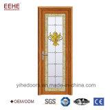 アルミニウム浴室の振動ガラスはドアを挿入する