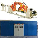 1000mm do cabo de alimentação tipo arco de encalhe máquina de torção