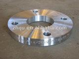 La norme ANSI B16.5 du raccord de tuyau en acier inoxydable fabriquées bride Flnage 304 pl