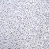 Acabamento do moinho Cor de Fractius estuque revestido a folha de alumínio em relevo para freezer