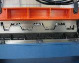 Rolo de máquina de rolamento da folha do assoalho do Decking/chapa de aço que dá forma à máquina
