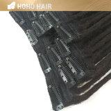 卸売は18インチの組合せカラーかぎ針編みの総合的な毛恐れる