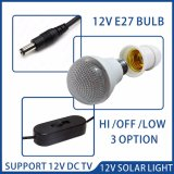 12V 30W bewegliches Solarbeleuchtungssystem