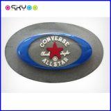 カスタム3DロゴPVCシリコーンゴムの商標