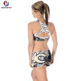 Diseños atractivos de encargo de los uniformes de Cheerleadering del Cheerleading de la danza del desgaste al por mayor de la práctica