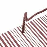 Jungen-und Mädchen-Entwurf passen Firmenzeichen lamellierten Papierkleidung-Beutel an