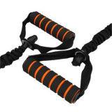 Gimnasio de látex de caucho de resistencia a la formación de Yoga de la banda de Cuerda ejercicio