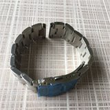 Cinghia solida a scatto rapido dell'orologio dell'acciaio inossidabile