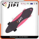Облегченный портативный миниый электрический скейтборд от Jifi