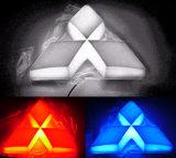 2010 popolare per l'emblema dell'automobile LED di marchio dell'automobile di Lancer 4D