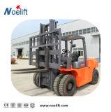 6ton de zijVorkheftruck van de Dieselmotor van de Mast van de Verschuiving Volledige Vrije