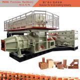 Jky70/70-4.0は2ステージの真空の煉瓦作成機械を分割した