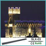 60W는 방수 처리한다 옥외 또는 조경 (Slx-03)를 위한 LED 벽 세탁기 빛을