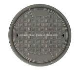 couverture de trou d'homme malléable de fer de /Cast du fer En124 de 700mm pour le système d'égouts