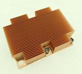 Новое Intel Skylake-E 1 теплоотвод C.P.U. сервера LGA3647 u медный