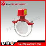 Indicateur d'écoulement d'eau de système de lutte contre l'incendie