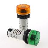 초인종 LED Siginal 나타내는 램프를 가진 Ad22-22msd 220V 22mm 표시기