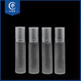 Venta caliente 5ml de aceite esencial de vidrio ámbar botella con tapa de aluminio Electroquímico