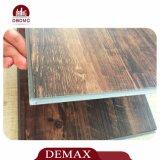 Einfacher Matainance Klicken-Verschluss-Vinylplanke-Bodenbelag