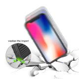 Harter schroffer Plastikpistolenhalfter-kombinierter Klipp-Telefon-Kasten für iPhone 10