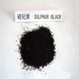 Zwarte Miljard 200% van de zwavel  Kleurstof voor Textiel