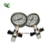 '' manometro della guarnizione del diaframma dell'acciaio inossidabile 4
