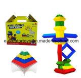 Bloque hueco de la torre del diablo de la inteligencia - juguetes educativos