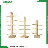 Supermercado Retalho Óculos Rack Rack de Exibição de madeira
