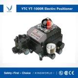 Elettro posizionatore della valvola di Ytc del posizionatore della valvola pneumatica di Ytc
