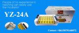 Hhd neuester Huhn-Ei-Inkubator für Verkauf Yz-24A