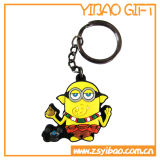 販売(YB-SM-16)のためのカスタム美しい動物様式PVC Keychain