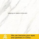 Застекленная польностью Polished мраморный каменная белая плитка 600*600mm Calacatta-Новое