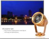 Het openlucht LEIDENE van Intiground van de Verlichting IP65 5W Licht van de Vloed