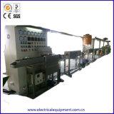 PTFE/FEP/PFA/ETFE Kabel-Strangpresßling-Zeile für das Isolieren oder die Umhüllung der Teflondrähte und -kabels