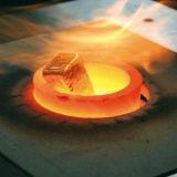貴金属の金に銀製の溶ける誘導加熱(JL-MFG)をする宝石類