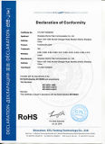 Cer bestätigte Schmelzverfahren gekennzeichnete Hersteller Shinho X86 im Freien FTTH Projekt-Filmklebepresse