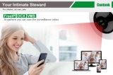 Novo H. 265+ 2MP Dome IP da câmara de vídeo a partir de câmaras CCTV fornecedores (IPC-SU20)